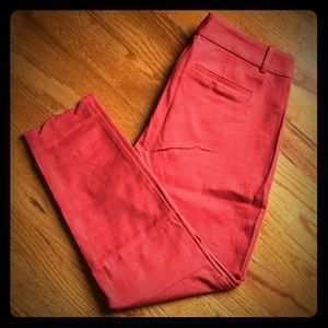 J.Crew Winnie Stretch Scalloped Pants